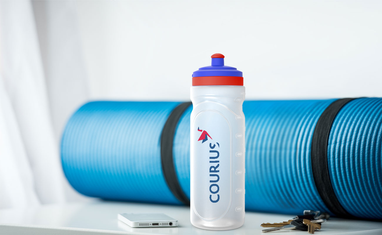 Refresh - Printed Water Bottles